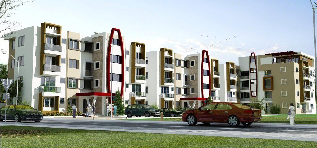 Soroma Apartments